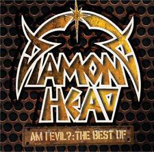 DIAMOND HEAD AM I EVIL? THE BEST OF CD NEW