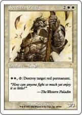 SOUTHERN PALADIN Seventh Edition MTG White Creature — Human Knight RARE