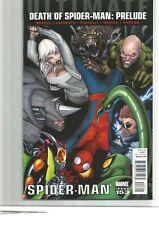 ULTIMATE SPIDERMAN  153   ( V 2 2009 ) DEATH OF SPIDERMAN    / MARVEL COMICS