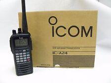 ICOM IC-A24 Handheld Nav/Com