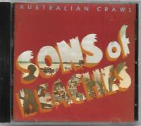 Australian Crawl Sons of Beaches CD