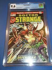 Dr. Strange #2 Bronze age Defenders CGC 9.6 NM+ Beauty Wow