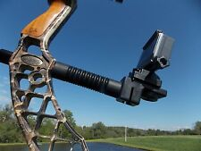Archery 3-in-1 Stabilizer Camera Mount   Bow Hunting and Archery Shooting