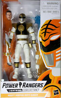 Power Rangers Lightning Collection ~ WHITE RANGER ACTION FIGURE ~ MMPR Morphin