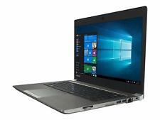 """Toshiba Portege Z30 Core i5-4310U 2.00GHz 4GB 128GB SSD 13.3"""" Windows 10 S186"""