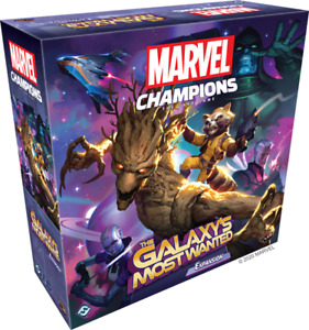 Marvel Champions The Card Game The Galaxy's Most Wanted Expansion