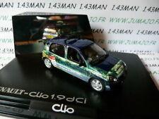 RE50G voiture 1/43 NOREV : RENAULT CLIO II 1.9 dci AUTO ECOLE Marietton