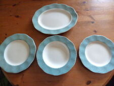 Green Unboxed 1960-1979 Wedgwood Porcelain & China Tableware