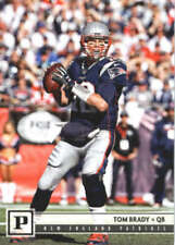 Cartes de football américain Tom Brady