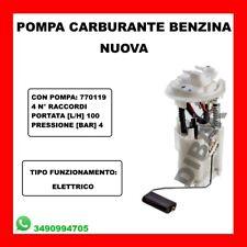 POMPA CARBURANTE BENZINA NUOVA PEUGEOT 307 SW 1.6 16 V DA 02 KW80 CV109 NFU 93