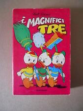 CLASSICI DI WALT DISNEY - I Magnifici TRE Prima Serie 1971    [G734A] BUONO