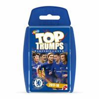 Chelsea FC 2017/18 Top Trumps Card Game GIFT