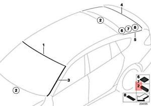 Genuine BMW MINI ROLLS-ROYCE BMW I ZINORO Alpina Hybrid Bump Stop 51317288462