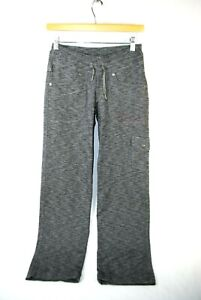 "KUHL Women's Size 2 Comfy Stretch Cargo Pant Lounge Casual Pant Pockets 30"" Ins."