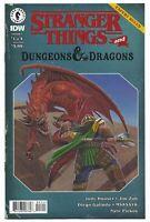 Stranger Things Dungeons & Dragons #1 2020 Unread Beck Variant Dark Horse IDW