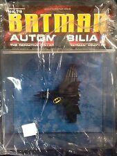 Arkham Origins Batwing No.78 Batman Automobilia Collection Sealed NIP Eaglemoss