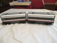 Lego Eisenbahn aus 60051 NUR 2x Mittelwaggon