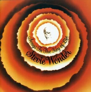 Stevie Wonder Songs in the Key of Life Remastered 2 CD NEW