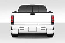94-01 Dodge Ram Duraflex BT-1 Rear Bumper 1 Piece Body Kit 112019
