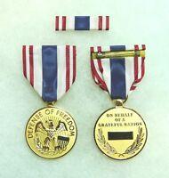 Department of Defense, Defense of Freedom Medal, Civilian Purple Heart, set of 2