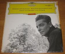 DGG Red Stereo Karajan Tanze von Brahms und Dvorak LP