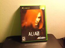 Alias (Microsoft Xbox, 2004) IN MINT CONDITION