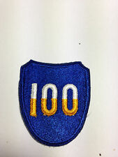 MILITARY PATCH-U.S. ARMY- 100TH INFANTRY DIVISION