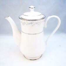 Gorham China SNOW ROSE Coffee Pot NEW w/STICKER