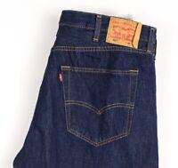 Levi's Strauss & Co Herren 501 Gerades Bein Jeans Größe W40 L32 BCZ918
