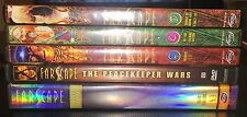 Farscaper DVD Lot Season 4 Collection 3 Peacekeeper Wars Premiere Through the