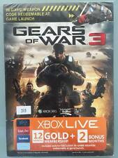 Microsoft Xbox LIVE 12 Month + 2 Bonus Month Gold Membership - GOW3 ver