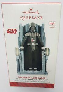 LEGO Star Wars - The Rise Of Lord Vader - Darth Vader - Hallmark Keepsake - NEW