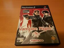 VAMPIRE NIGHT PS2 PLAYSTATION 2