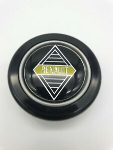 Vintage RENAULT Horn button for / suit steering wheels.