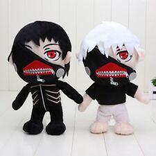 """UK Seller Tokyo Ghoul Kaneki Ken 12""""/30cm Large Plush Toy Doll with Mask"""
