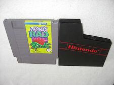 Totally Rad Nintendo NES Spiel nur das Modul
