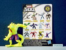 Marvel 500 Micro Figures Series 5 Lizard Light Green
