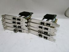 Qty-8 Hp Ocm10102 Network Adapter Dual Port10Gbe Fcoe Iscsi Sfp+ Pcie T12-A3