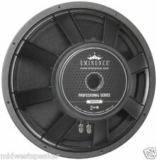 """Eminence OMEGA PRO-18C - 18"""" Pro Audio Woofer 4 ohms 4"""" Voice Coil FREE SHIPPING"""