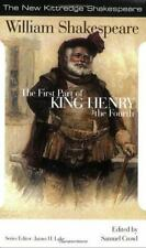 New Kittredge Shakespeare: The First Part of King Henry the 4th (New)