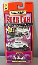 "MATCHBOX STAR CAR COLLECTION ""GREASE, GREASED LIGHTNING"" 1997"