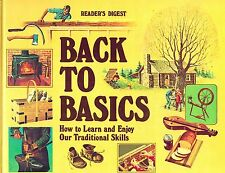 CANADA 1981 ENGLISH HC BOOK BACK TO BASICS : HOW TO LEARN AND ENJOY OUR...
