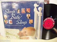 COLUMBIA SPECIAL PRODUCTS Lullabies SLEEP BABY SLEEP~Crosby,Clooney-CSP-177 M-