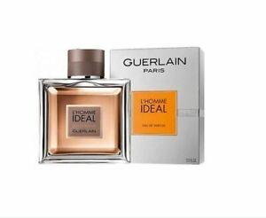 Guerlain L'homme Ideal for Men Eau de Parfum Spray 3.3 oz
