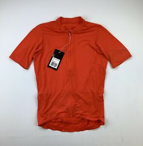RAPHA Pro Team Lightweight Jersey Orange Size Small New