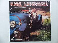 MARC LAFERRIERE et son dixieland jazz band NAT 16159  Photo voiture