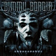 "DIMMU BORGIR ""ABRAHADABRA"" 2 LP BLACK VINYL NEW+"