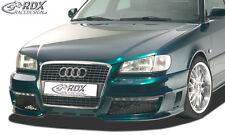 RDX Motorhaubenverlängerung AUDI A6 100 C4 Metall Böser Blick SingleFr. RDHV031