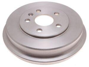 Brake Drum fits 2012-2019 Chevrolet Sonic Trax  ACDELCO ADVANTAGE
