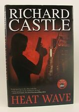 RICHARD CASTLE Heat Wave 1st/1st HB/DJ